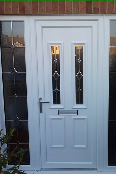 Front & Back Residential Doors from Ultra Doors & Windows Norfolk & Suffolk